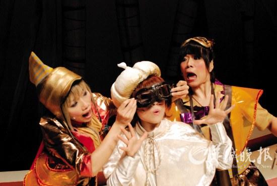 音乐童话剧《心花怒放》