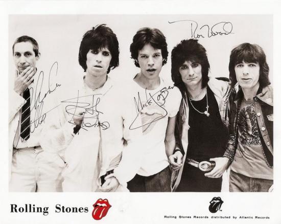 滚石乐队入行将满50年拟明年开告别演唱会
