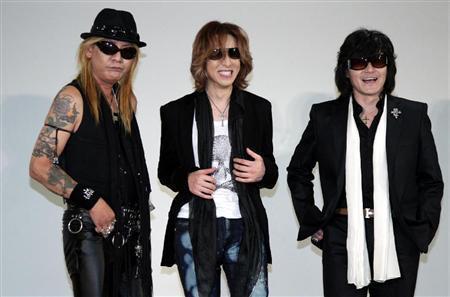 X-JAPAN原贝斯手时隔18年重回组合(图)