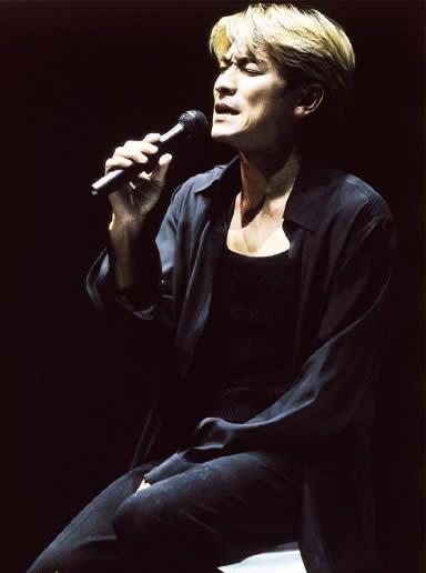 资料图片:刘德华演唱会精彩回顾-1999年图片