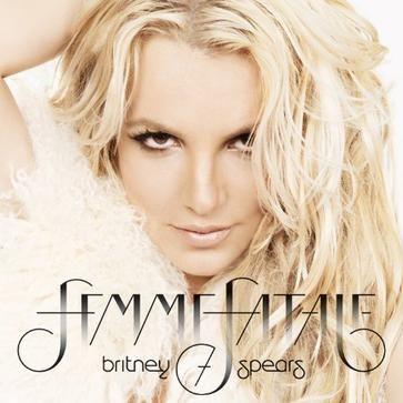 布兰妮的新专辑《Femme Fatale》
