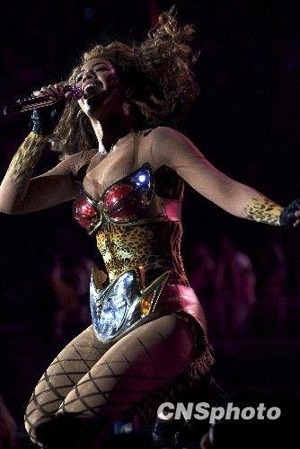 美歌手碧昂丝盼安定生活年近三十暂无生子计划