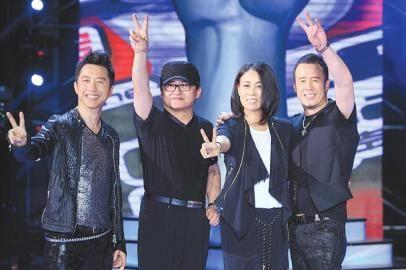 《中国好声音》让四位评委又火了一把。