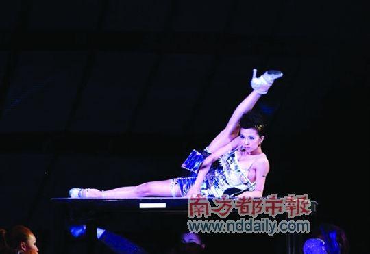蔡依林将秀出独门10大舞技。