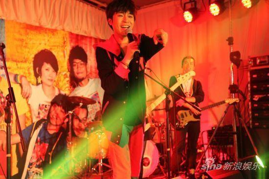 苏打绿献唱MOMA后山音乐艺术节