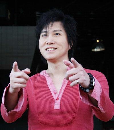 台湾歌手潘安邦(资料图)