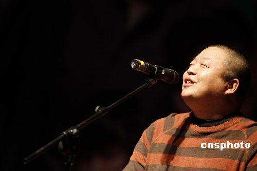 臧天朔(图片来源:中新网)