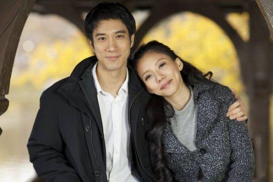 王力宏与女友