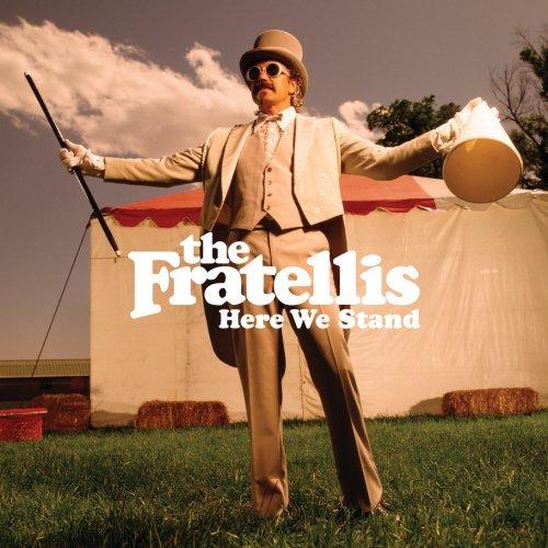 专辑:TheFratellis--《HereWeStand》