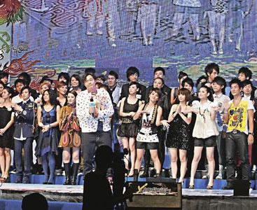 陈奕迅击退台湾帮朱明锐称已与金牌和好(图)