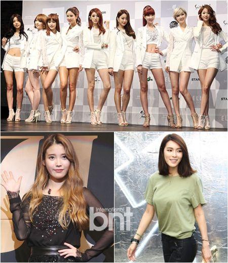 韩国模特团9muses下载