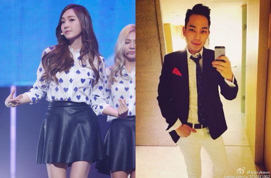 Jessica、Tyler Kwon