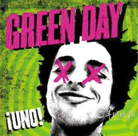 Green Day《iUno!》
