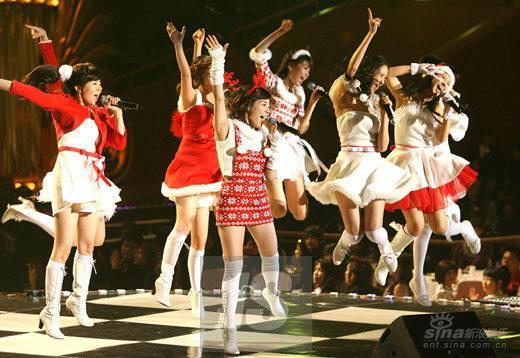 韩国可爱简单的舞蹈