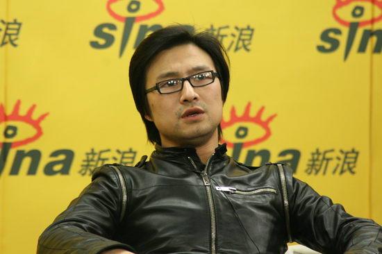 图文:汪峰独家聊个唱--做音乐不为钱不为名