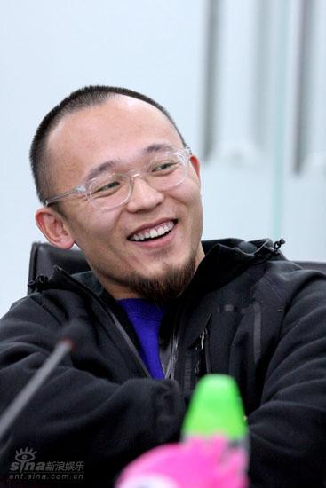 图文:热波官网启动-李宏杰心态乐观
