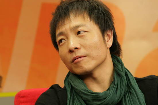 图文:许巍独家聊09个唱--歌迷的生活态度很相似