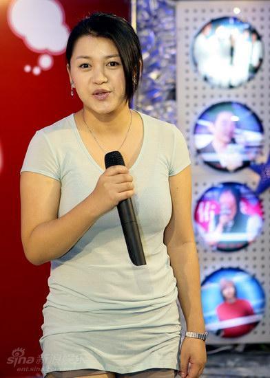 雪村妻子俞晴身材丰满 竖