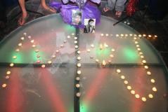 组图:北京歌迷聚集后海悼念迈克尔-杰克逊