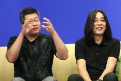 实录:陈君聪徐沛东王晓峰小柯聊金钟大赛(图)