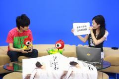 实录:李宇春做客聊新专辑自曝憧憬爱情(组图)