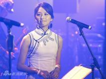 左小祖咒个唱搭档陈珊妮与曾轶可惺惺相惜(图)