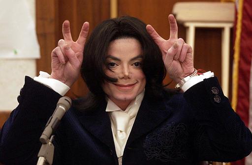 图文:杰克逊的最后30个瞬间-取消演唱会案件审理