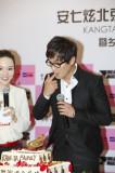 安七炫北京个唱为中国儿童捐款曝HOT计划重组