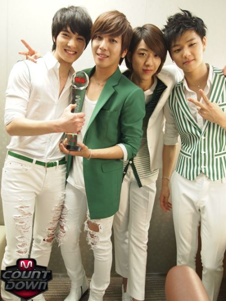 2010韩乐top10:十大新人组合(组图)