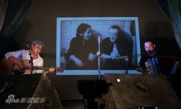 纪念河酒吧音乐会第二天舌头主唱吴吞登台