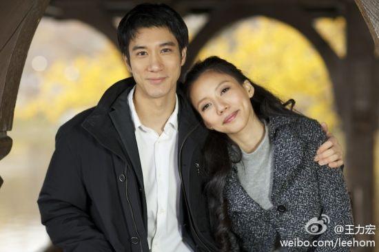 王力宏和女友