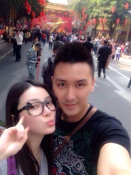 巫迪文和老婆