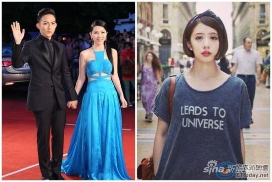 丁文琪被指介入林宥嘉和邓紫棋恋情