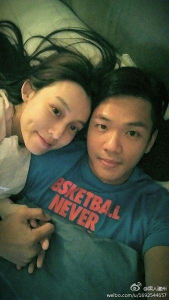 陈建州与范玮琪可谓是恩爱夫妻的典型