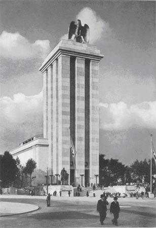 1937年巴黎世博会德国馆