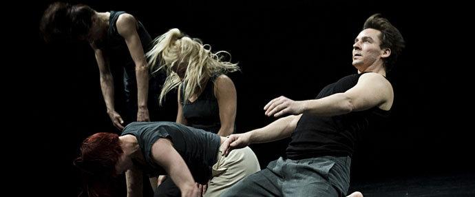 现代舞《宇宙私语》