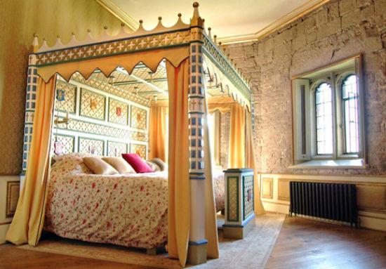 欧洲浪漫城堡酒店:中世纪皇家风范图片