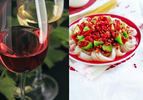 当辣椒遇上葡萄美酒