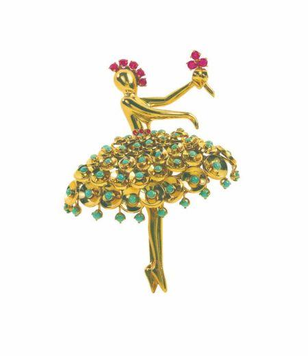 【新珠宝】舞者珠宝 皇室情妇的终极梦想