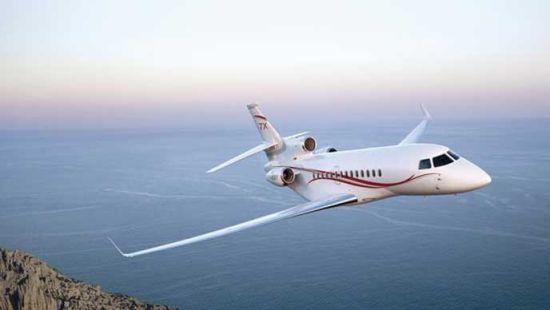 场提供私人飞机服务