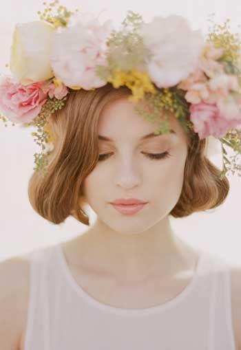 最经典婚礼主题发型