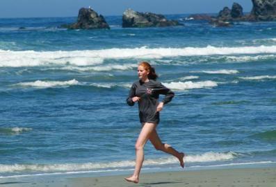 你跑步的时候会尿失禁吗