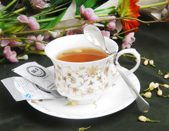 玫瑰茉莉薄荷茶