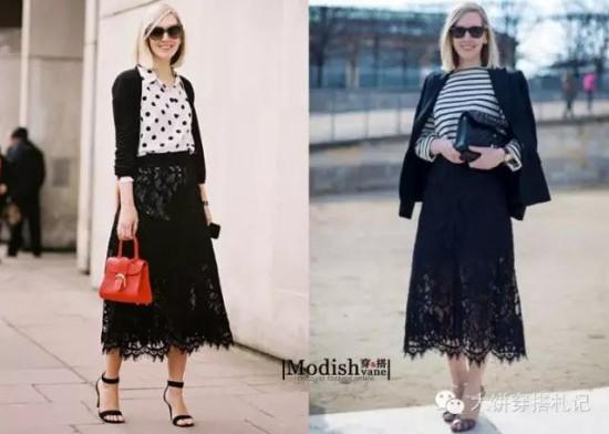【穿衣榜样】风格是什么?让Jane Keltner de Valle用裙子答话。 - Modish饼 - Modish饼s STYLE BLOG