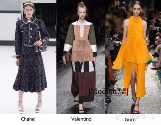 2016春夏我们到底都应该穿些什么赶潮流?