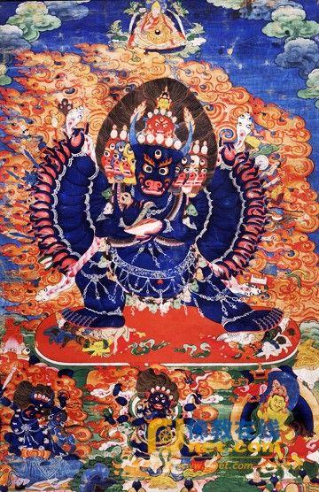 大威德金刚(Vajrabhairava)