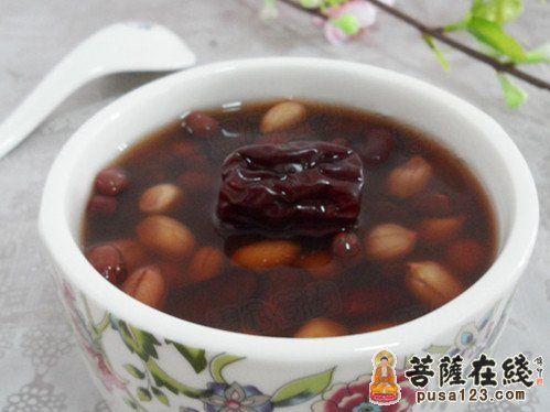 补气养血五红汤