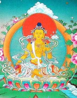 地藏菩萨唐卡