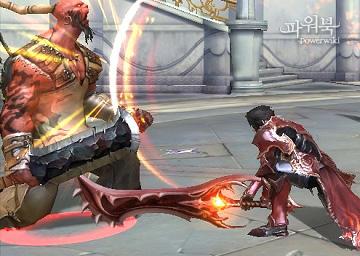 永恒之塔英雄武器-双手剑