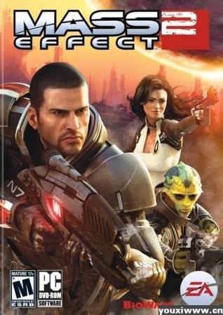 《质量效应2》PC版游戏封面